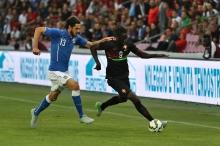 20150616 - Portugal - Italie - Genève - Andrea Ranocchia et Eder